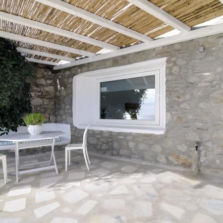 guest house exterior Villa Magia Mykonos