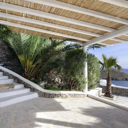 villa magia terrace