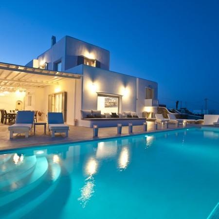 Mykonos villa Marbella