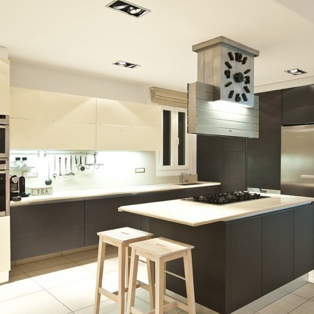villa marbella kitchen