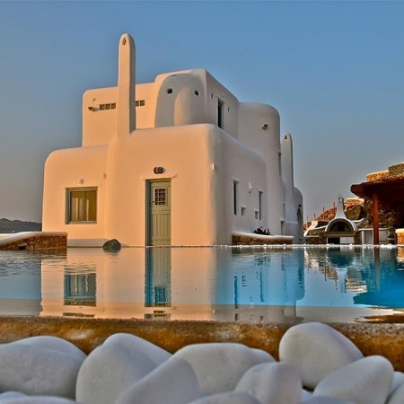 villa at Kanalia area Mykonos