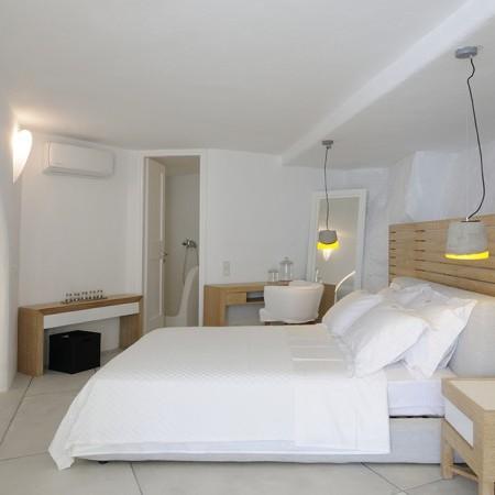 double bedroom Villa Neroli Mykonos