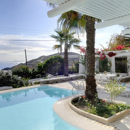 Villa Neroli Pool Area