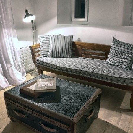 small living area