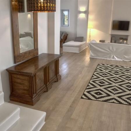 Mykonos VIlla Oasis interior