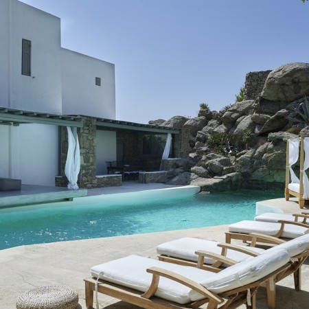 villa Oasis Retreat Mykonos