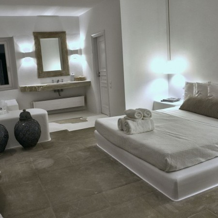 oasis retreat double bedroom