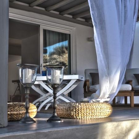private veranda villa