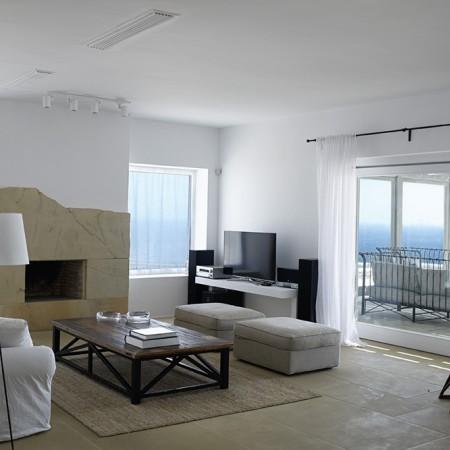 oasis villa living room