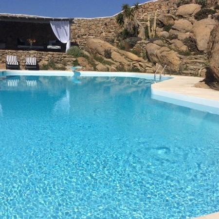 Mykonos Oasis Retreat