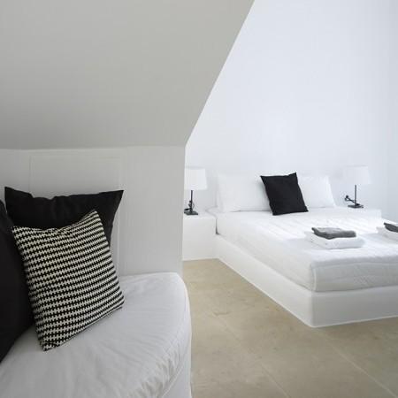 oasis retreat bedroom