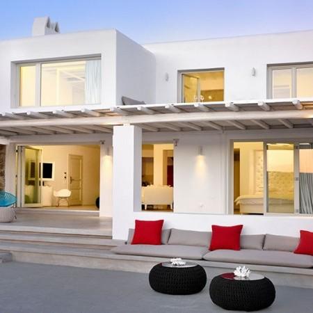 Mykonos luxury retreat