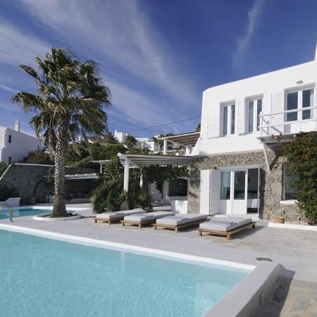 Palm Cove Villa - Mykonos
