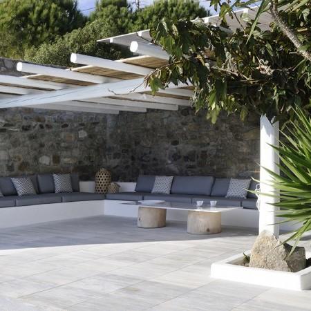 lounge area - villa
