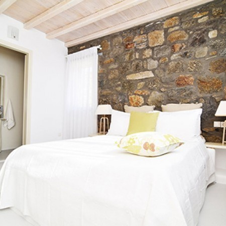 double bedroom villa Psarou