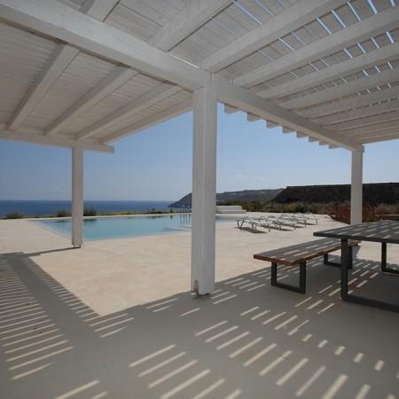 Villa Rica for rent Elia Mykonos