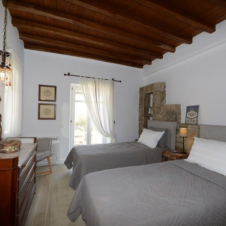 double bedroom Villa Sanja Mykonos