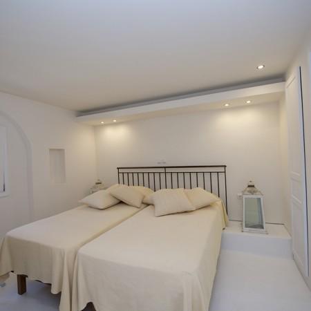 guest house twin beds Villa Sanja Mykonos