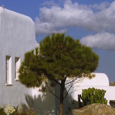 Villa Sanja Mykonos exterior