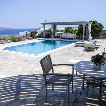 Mykonos villa 6 Bedrooms