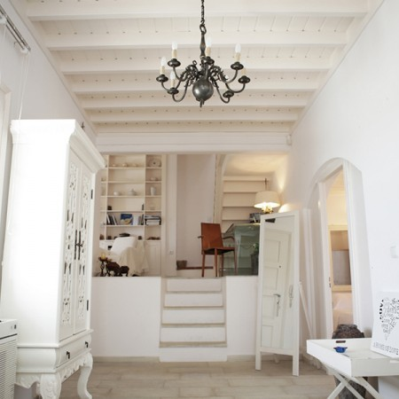 Villa Satori interior
