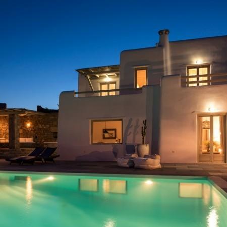 Luxury Villa Seaview 1 Mykonos