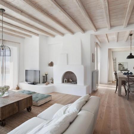 Mykonos luxury Seaview resort