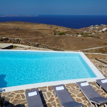 Villa star Mykonos