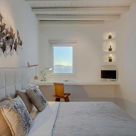 Ulisse villa for rent Mykonos