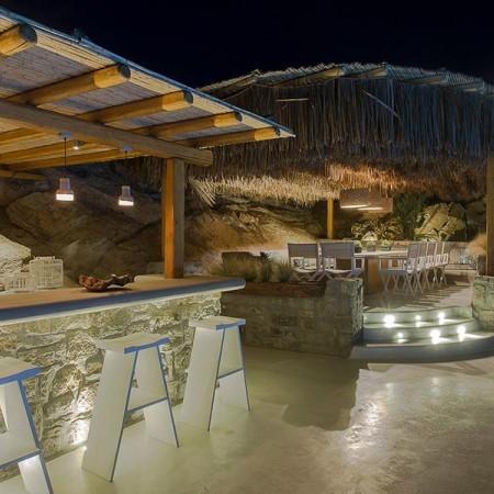 villa Ulisse Mykonos | Luxury 7 bedroom villa for