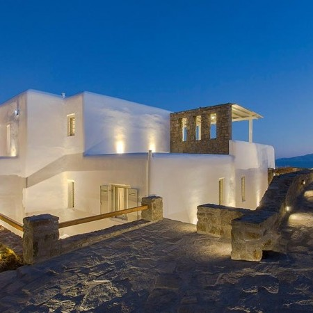 villa Ulisse Mykonos