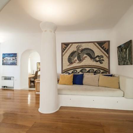 master bedroom villa