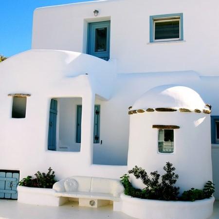white pearl exterior