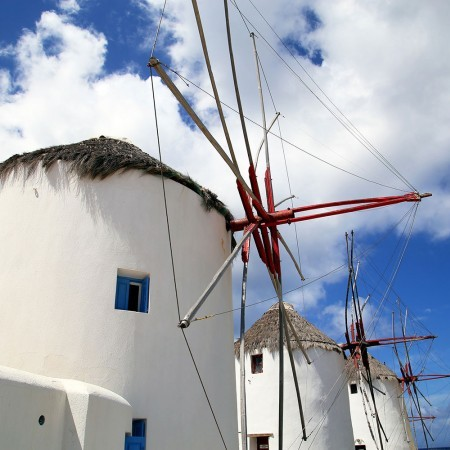 Mykonos Windmill Accommodation