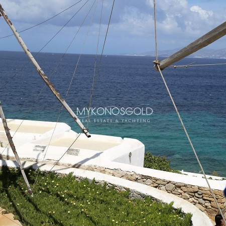 Mykonos windmill for stay