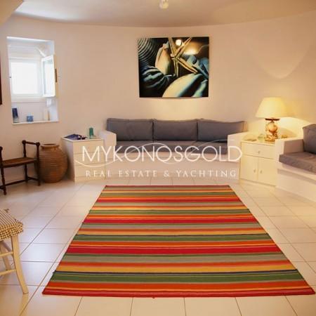 Mykonos Windmill Villa