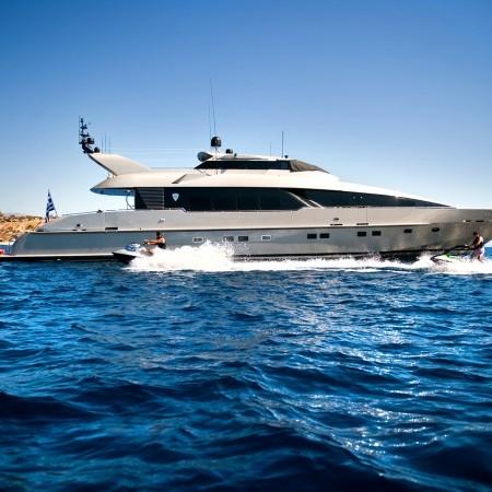 Pandion mega yacht