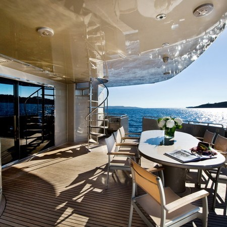 Pandion deck