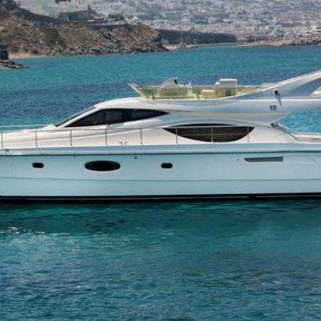 ferretti 55 yacht mykonos