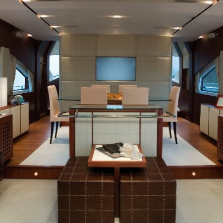 aicon 75 luxury yacht salon