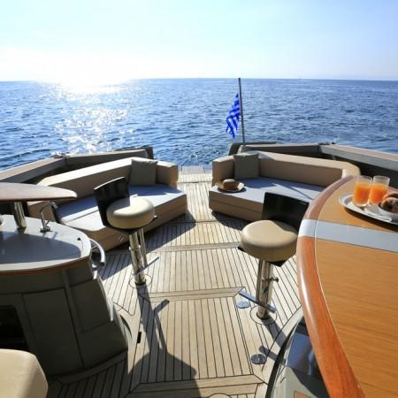 baia open yacht