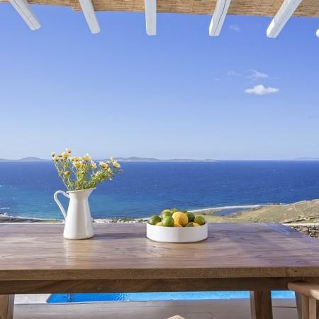 Mykonos Villa Aegean View 2