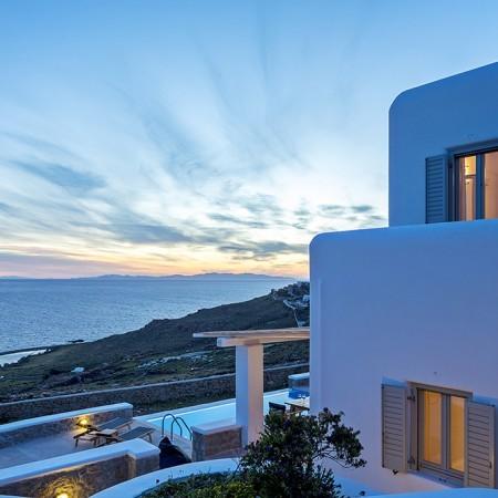 Mykonos Aegean View Villa