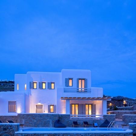 Aegean View Villa exterior