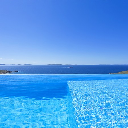 Aegean View Mykonos private pool