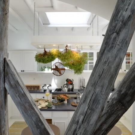 villa afitis kitchen