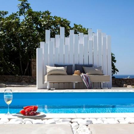 villa alma pool