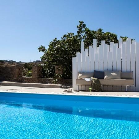 pool villa alma