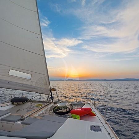 mystique catamaran