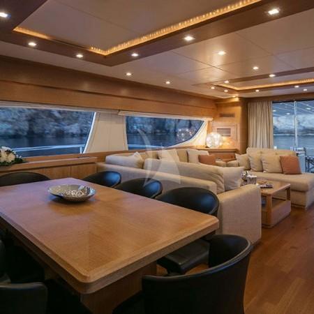 mythos yacht living
